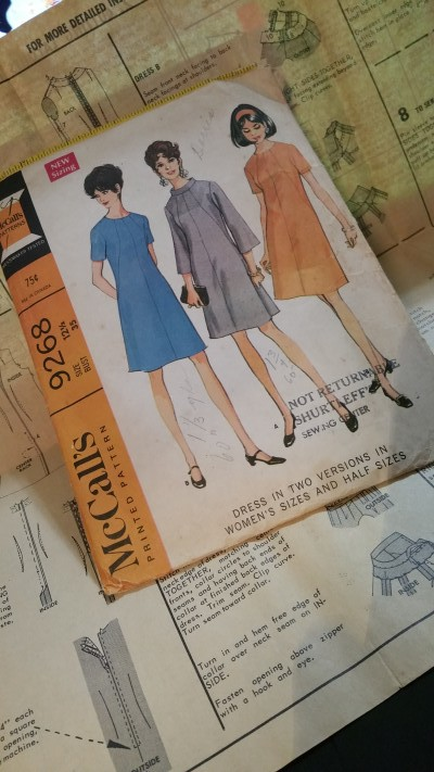 Sewing Vintage Patterns